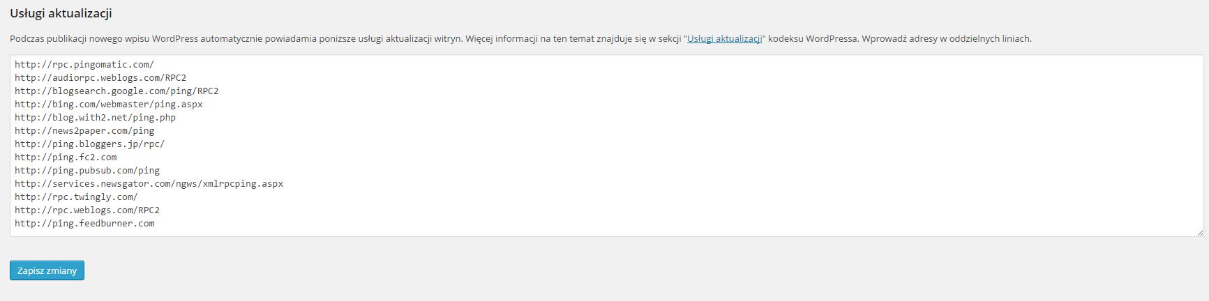 pingowanie-Wordpress